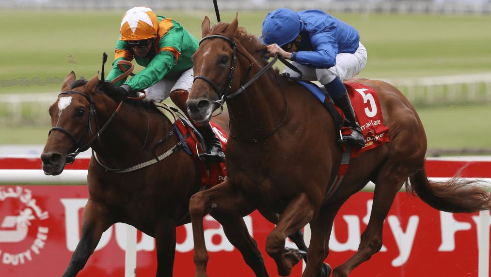 Hurricane Lane Wins Irish Derby